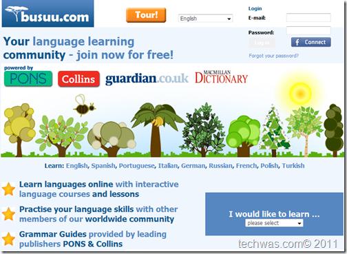 Tutorial Websites