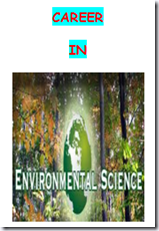 career in environmental science